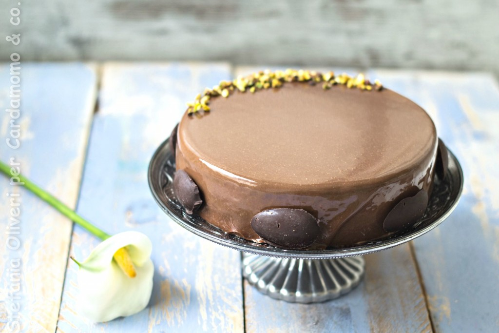 Torta cioccolato moderna 5549