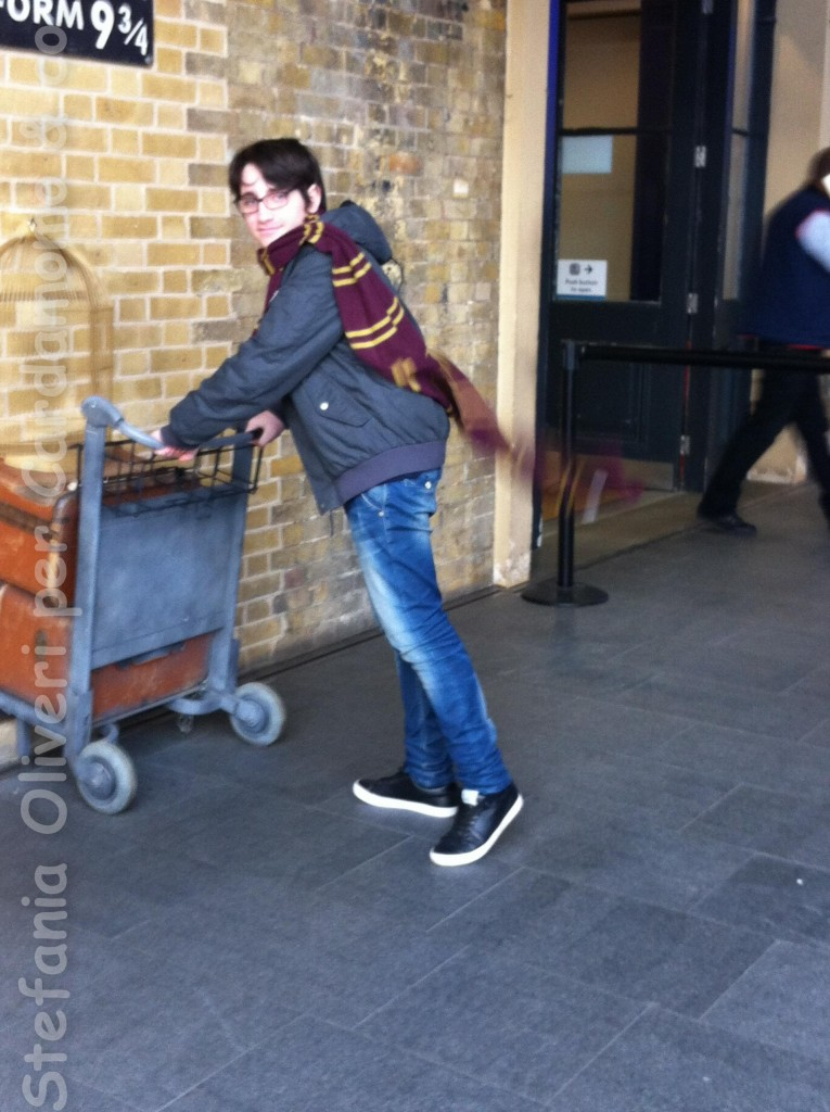 Daniele Harry Potter