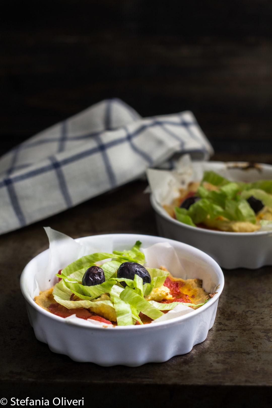 Pizza di quinoa vegan e senza glutine - Cardamomo & co