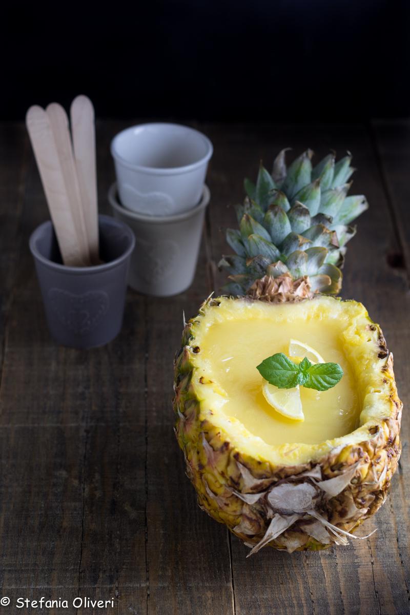 Gelo di ananas - Cardamomo & co