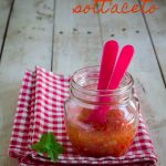 Pickled Red Bell Peppers - Cardamomo & co