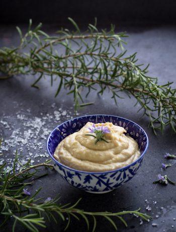 Hummus di fagioli - Cardamomo & co