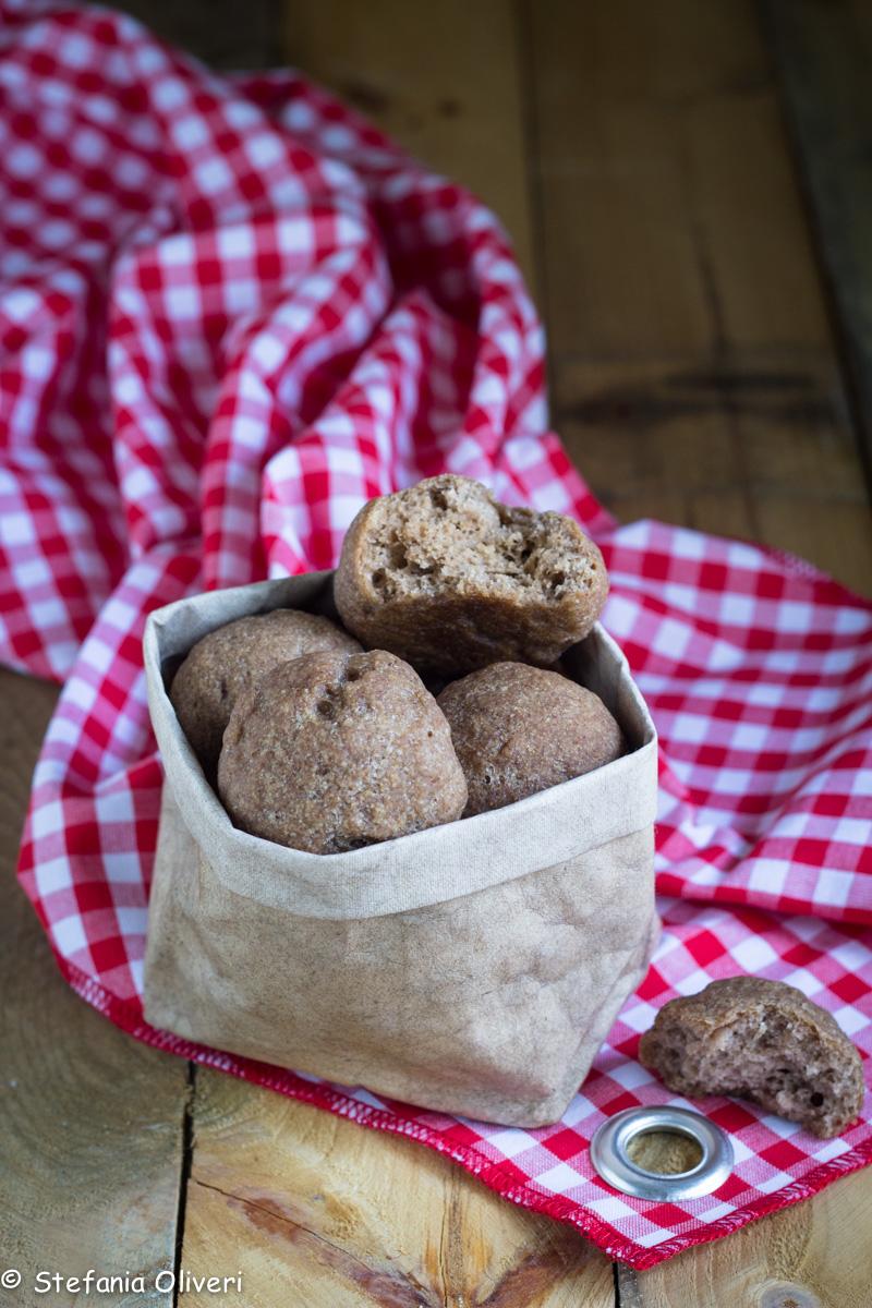 pane integrale con licoli senza glutine - Cardamomo & co