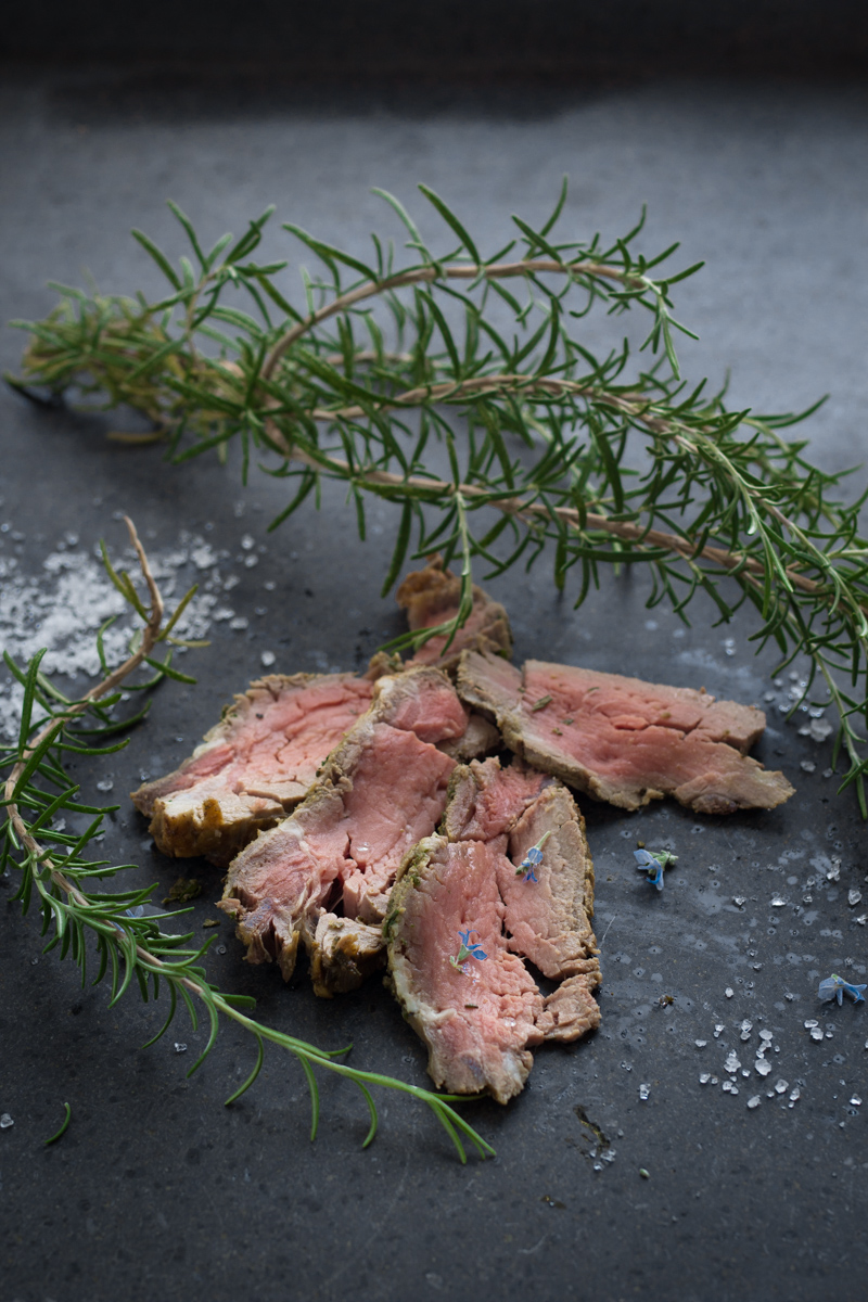 Roast beef facilissimo in oliocottura - Cardamomo & co