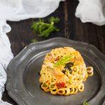 Pasta con le sarde senza glutine siciliana - Cardamomo & co