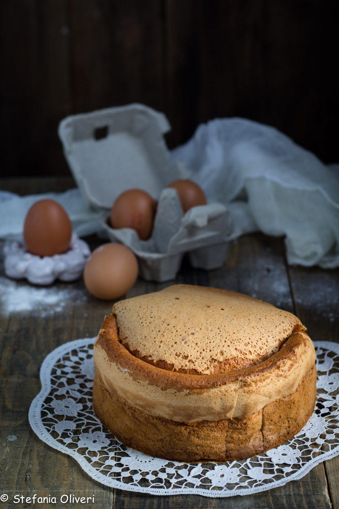 Pan di Spagna senza glutine tutti i segreti - Cardamomo & co