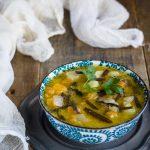 Zuppa vietnamita con spaghetti di alghe - Cardamomo & co