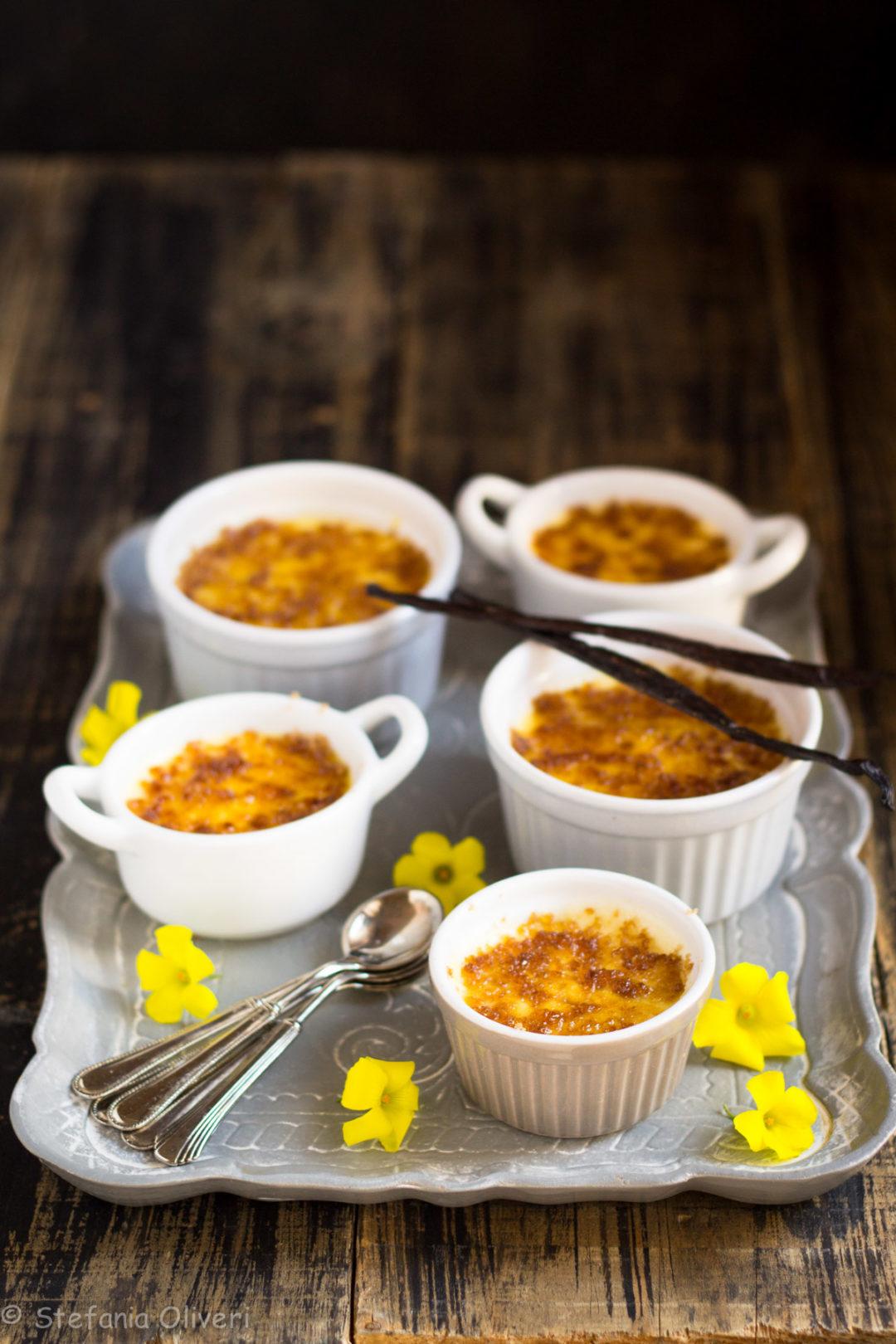 Crème brûlée velocissima al microonde - Cardamomo & co