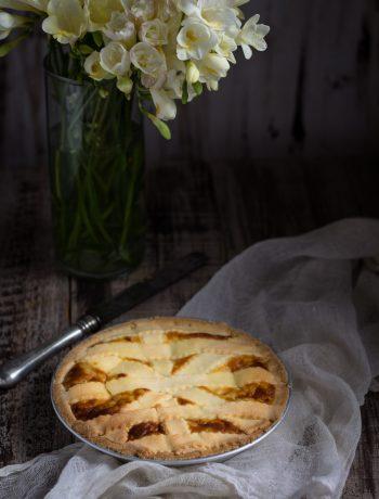 Pastiera napoletana senza glutine con sorgo - Cardamomo & co
