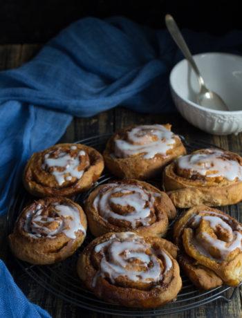 Cinnamon roll senza glutine morbidissimi - Cardamomo & co
