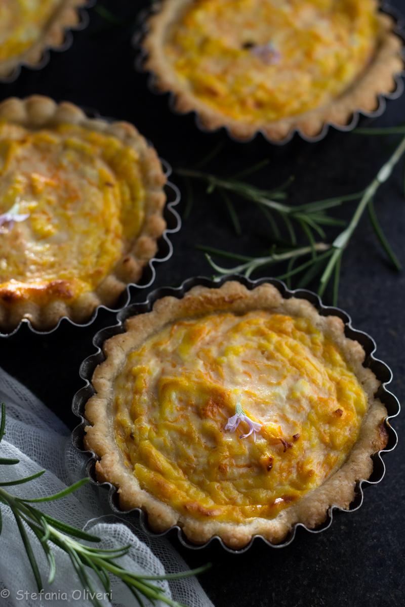 Pasta sfoglia senza glutine con ricotta - Cardamomo & co