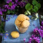 Biscotti bresciani senza glutine - Cardamomo & co