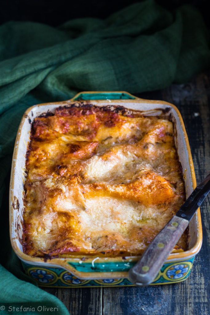 Lasagne al ragù senza glutine - Cardamomo & co