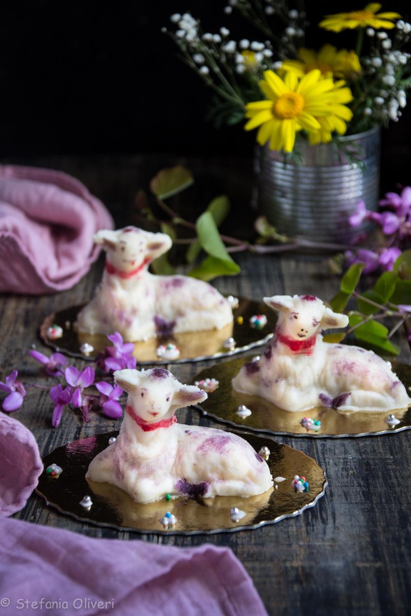 Pecorelle di Pasqua senza glutine e vegan - Cardamomo & co