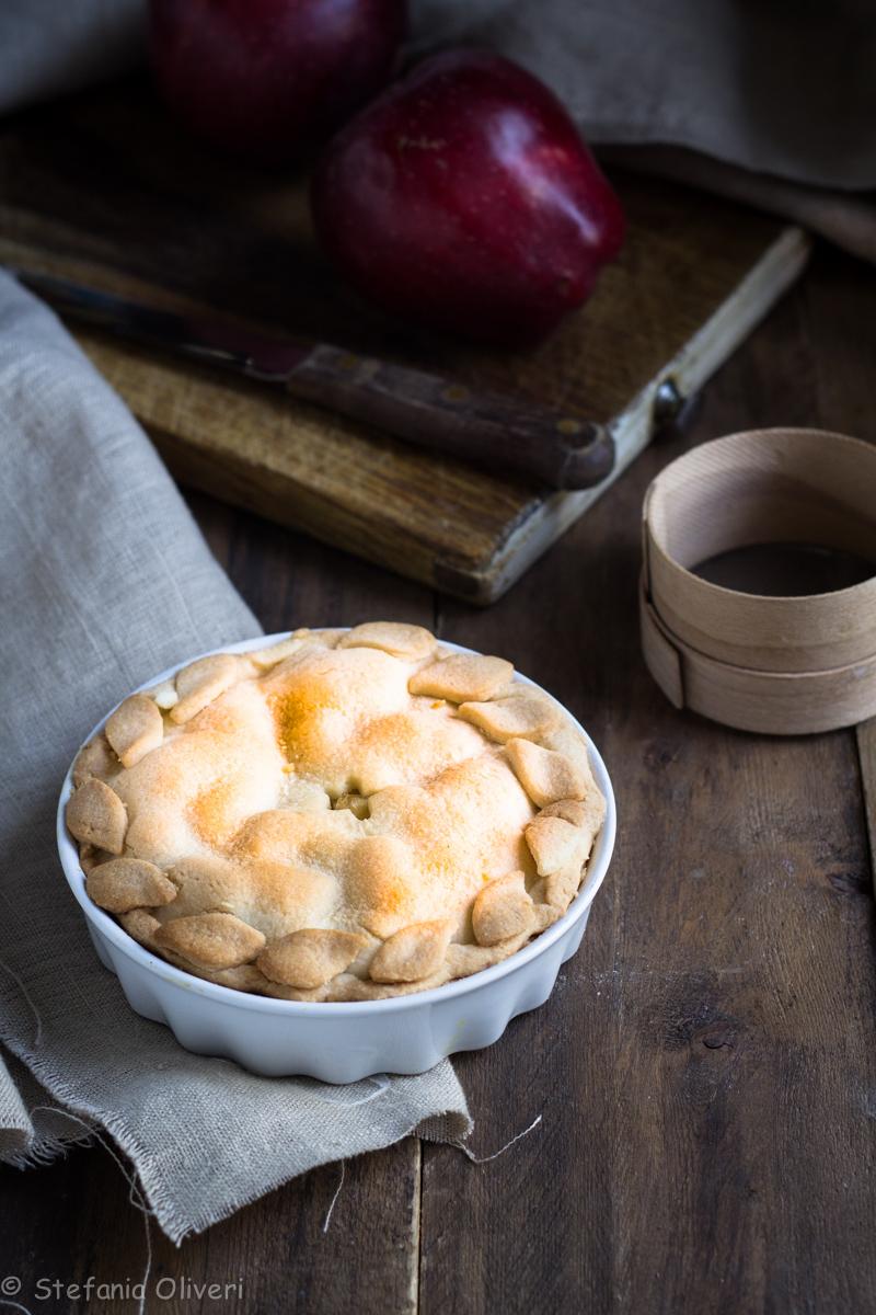 Apple pie senza glutine - Cardamomo & co