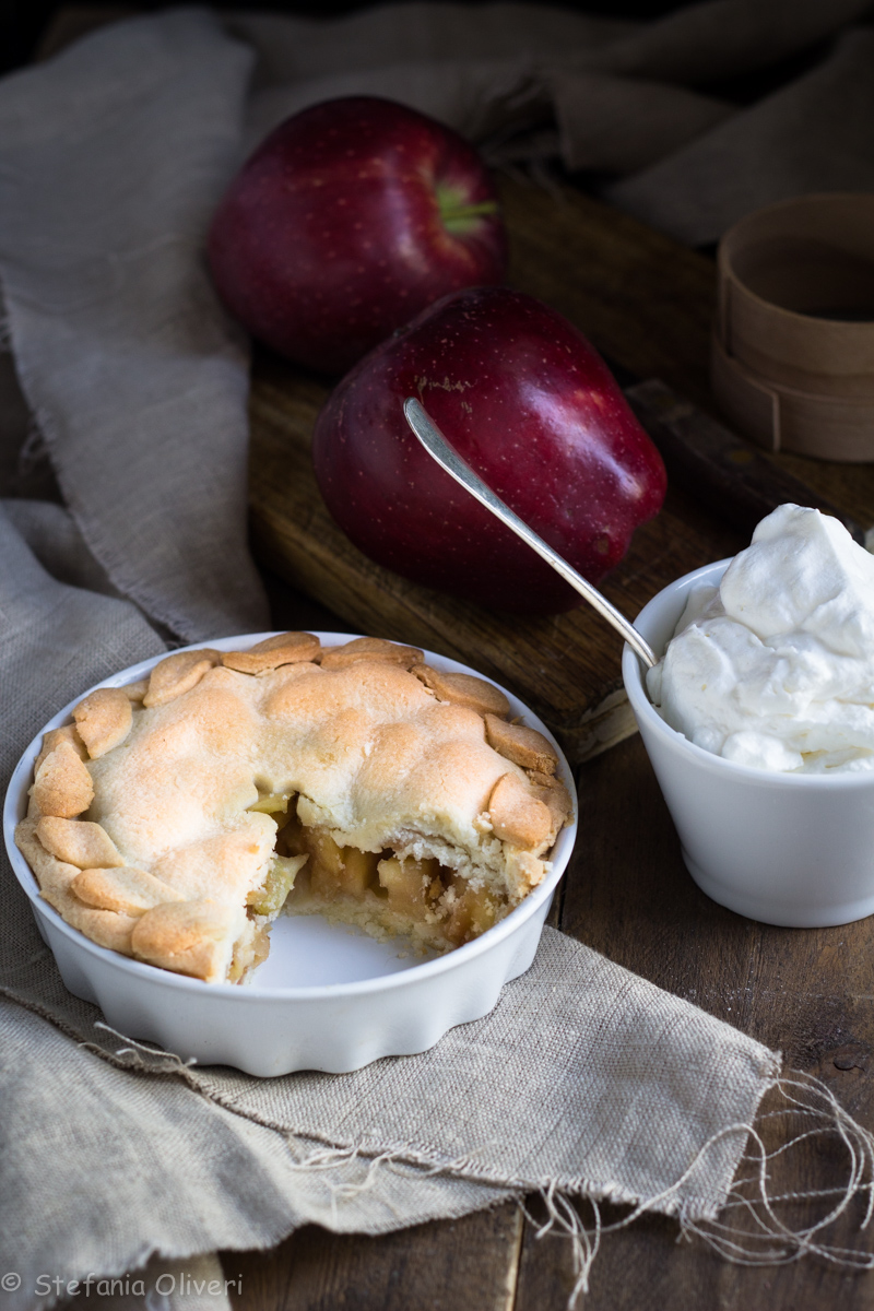 Apple Pie senza glutine - Cardamomo & co