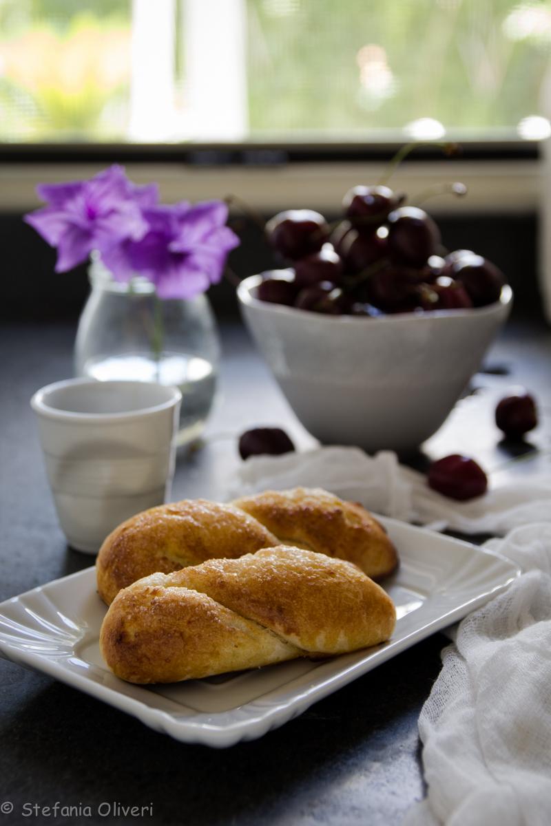 rosticceria siciliana senza glutine: le treccine - Cardamomo & co