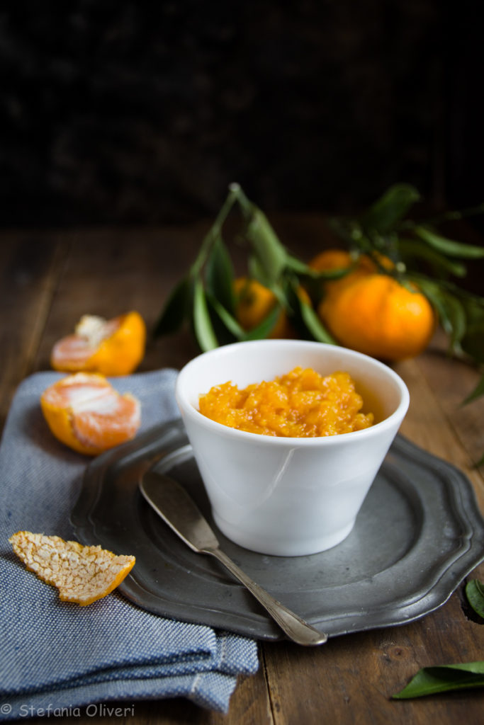 Marmellata di mandarino col Bimby - Cardamomo & co