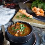 Gulash ungherese senza glutine - Cardamomo & co
