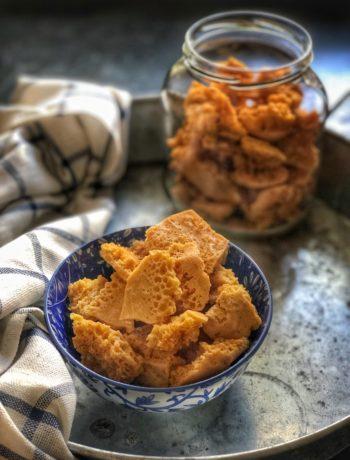 Croccante a Nido d'ape - Honeycomb - Cardamomo & co