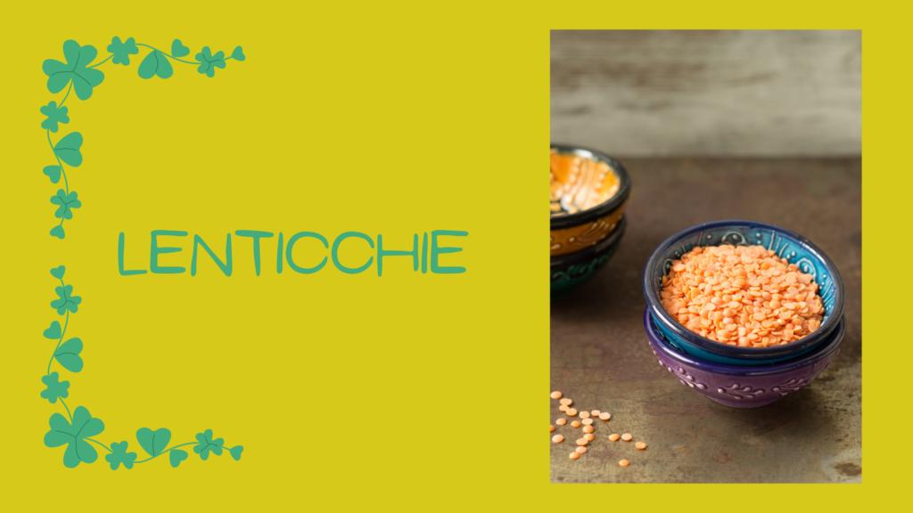 Ricette con le lenticchie - Cardamomo & co