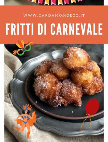Dolci fritti per Carnevale - Cardamomo & co