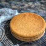 Pan di Spagna senza glutine fatto col Bimby - Cardamomo & co