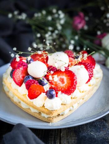 Cream Tart senza glutine - Cardamomo & co.