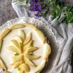 cheesecake alle pesche senza glutine - Cardamomo & co